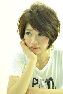 ク−ルショ−ト☆|KENZO copineのヘアスタイル