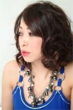 グラマラスカール|SHAPE GARDEN horikiriのヘアスタイル