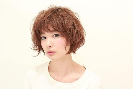 エアリーショート|WISTARIA FIELD MONADのヘアスタイル