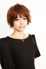 ハンサムショート|WISTARIA FIELD ZAWA 米田 浩子のヘアスタイル