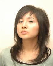 暗髪クールビューティー|Framlings 乃木坂のヘアスタイル