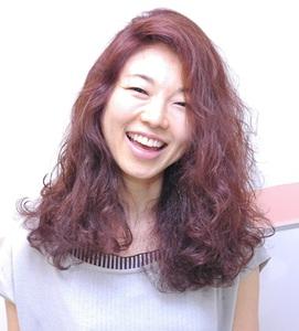 夏の日差しに負けないバイオレット|Framlings 乃木坂のヘアスタイル