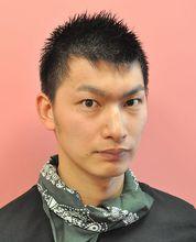ソフトモヒカン風ベリーショート|shiangのメンズヘアスタイル