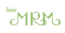 hair MRM 荒川本店  | ヘアー エムアールエム アラカワホンテン  のロゴ
