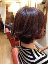 ナチュラルボブ|Synergyのヘアスタイル