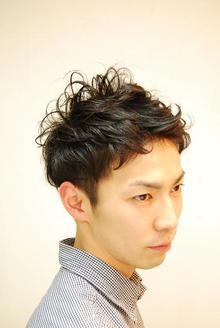 ナチュラル2ブロック|HAIR&MAKE Dimpleのヘアスタイル