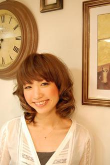 キューティードール|HAIR&MAKE Dimpleのヘアスタイル