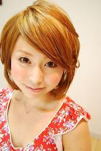 ゆるふわボブ|HAIR&MAKE Dimple 田村 順子のヘアスタイル