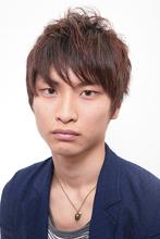爽やかメンズスタイル|Hair Atelier DEAR-LOGUE 自由ヶ丘のメンズヘアスタイル