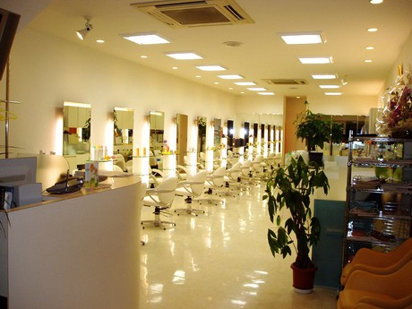 HAIR MAKE UE2 SEED 金剛駅前店