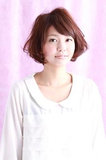 グラデーションボブ|HAIR MAKE Effetのヘアスタイル