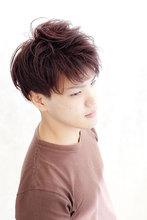 ツーブロックカット|Hair Salon Eagle 笹本 茂樹のメンズヘアスタイル