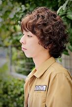 クセのある髪質を活かしたパーマ風|Hair Salon Eagle 笹本 茂樹のメンズヘアスタイル