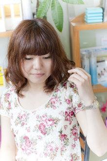 デジタルパーマスタイル|Hair Capaのヘアスタイル