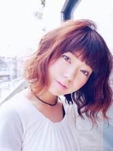 エアリーボブ|Hair Atelier DEAR-LOGUE 下北沢 のヘアスタイル