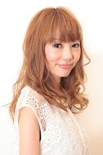 Noble Beige&ほつれウエーブ Hair Atelier DEAR-LOGUE 下北沢  石塚   のヘアスタイル