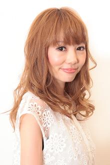 Noble Beige&ほつれウエーブ|Hair Atelier DEAR-LOGUE 下北沢 のヘアスタイル