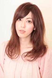 ほの甘イノセントミディ|Hair Atelier DEAR-LOGUE 下北沢 のヘアスタイル