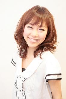 ナチュアルスウィート|Hair Atelier DEAR-LOGUE 下北沢 のヘアスタイル