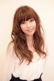 ふんわりゆるヘアー|Hair Atelier DEAR-LOGUE 下北沢 のヘアスタイル