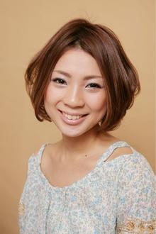 大人可愛いラフボブ|Hair Atelier DEAR-LOGUE 下北沢 のヘアスタイル