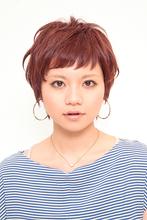 Cherry 's Short|Hair Atelier DEAR-LOGUE 下北沢  石塚   のヘアスタイル