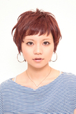 Cherry 's Short|Hair Atelier DEAR-LOGUE 下北沢 のヘアスタイル