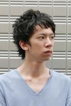 プレッピーショート|Hair Atelier DEAR-LOGUE 下北沢  石塚   のメンズヘアスタイル