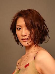 フェミニンウェーブボブ|Hair Atelier DEAR-LOGUE 下北沢 のヘアスタイル