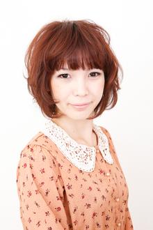 好感度◎ニュアンスボブ|Hair Atelier DEAR-LOGUE 下北沢 のヘアスタイル