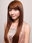 さらツヤストレート|Hair Atelier DEAR-LOGUE 下北沢 のヘアスタイル