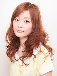 シフォンパーマ|Hair Atelier DEAR-LOGUE 下北沢 のヘアスタイル