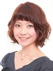 シフォンボブ|Hair Atelier DEAR-LOGUE 下北沢 のヘアスタイル