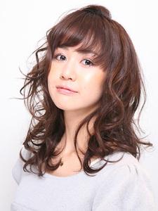 なめらかカール|Hair Atelier DEAR-LOGUE 下北沢 のヘアスタイル