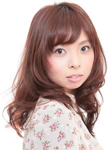 ふんわりパーマ|Hair Atelier DEAR-LOGUE 下北沢 のヘアスタイル