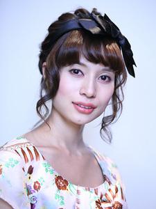 アレンジ|Hair Atelier DEAR-LOGUE 下北沢 のヘアスタイル