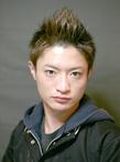 ソフトモヒカン|Hair Atelier DEAR-LOGUE 下北沢 のヘアスタイル