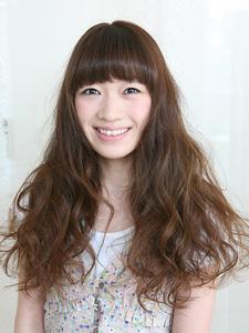 ゴージャスパーマ|Hair Atelier DEAR-LOGUE 下北沢 のヘアスタイル