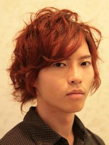 パーマショート|Hair Atelier DEAR-LOGUE 下北沢 のヘアスタイル
