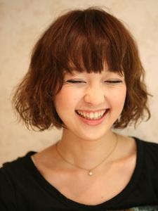 シフォンショート|Hair Atelier DEAR-LOGUE 下北沢 のヘアスタイル