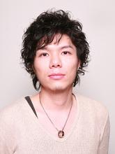 メンズパーマ Hair Atelier DEAR-LOGUE 下北沢  渡部   のメンズヘアスタイル