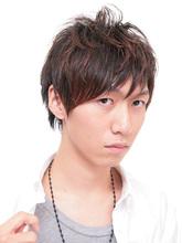 ツーブロックショート Hair Atelier DEAR-LOGUE 下北沢  渡部   のメンズヘアスタイル