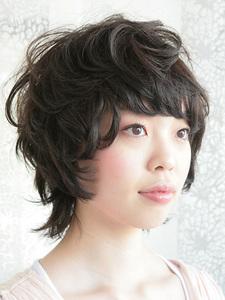 ショートパーマ|Hair Atelier DEAR-LOGUE 下北沢 のヘアスタイル