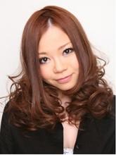 上質フリンジカール|Hair Atelier DEAR-LOGUE 下北沢  鈴木   のヘアスタイル