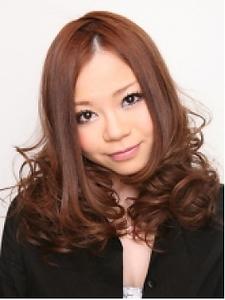 上質フリンジカール|Hair Atelier DEAR-LOGUE 下北沢 のヘアスタイル