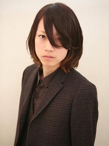 クールミディアム|Hair Atelier DEAR-LOGUE 下北沢 のヘアスタイル