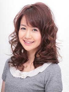 ミディアムカール|Hair Atelier DEAR-LOGUE 下北沢 のヘアスタイル