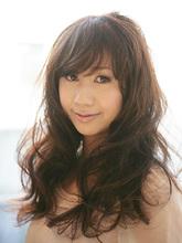 シフォンパーマ|Hair Atelier DEAR-LOGUE 下北沢  鈴木   のヘアスタイル