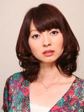 ナチュラルカール|Hair Atelier DEAR-LOGUE 下北沢  鈴木   のヘアスタイル