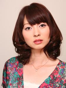 ナチュラルカール|Hair Atelier DEAR-LOGUE 下北沢 のヘアスタイル